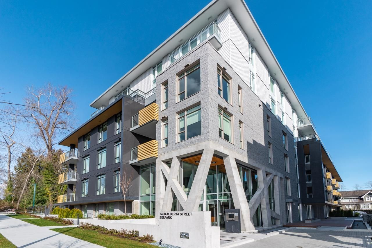 Main Photo: 108 7428 ALBERTA Street in Vancouver: South Cambie Condo for sale (Vancouver West)  : MLS®# R2617890