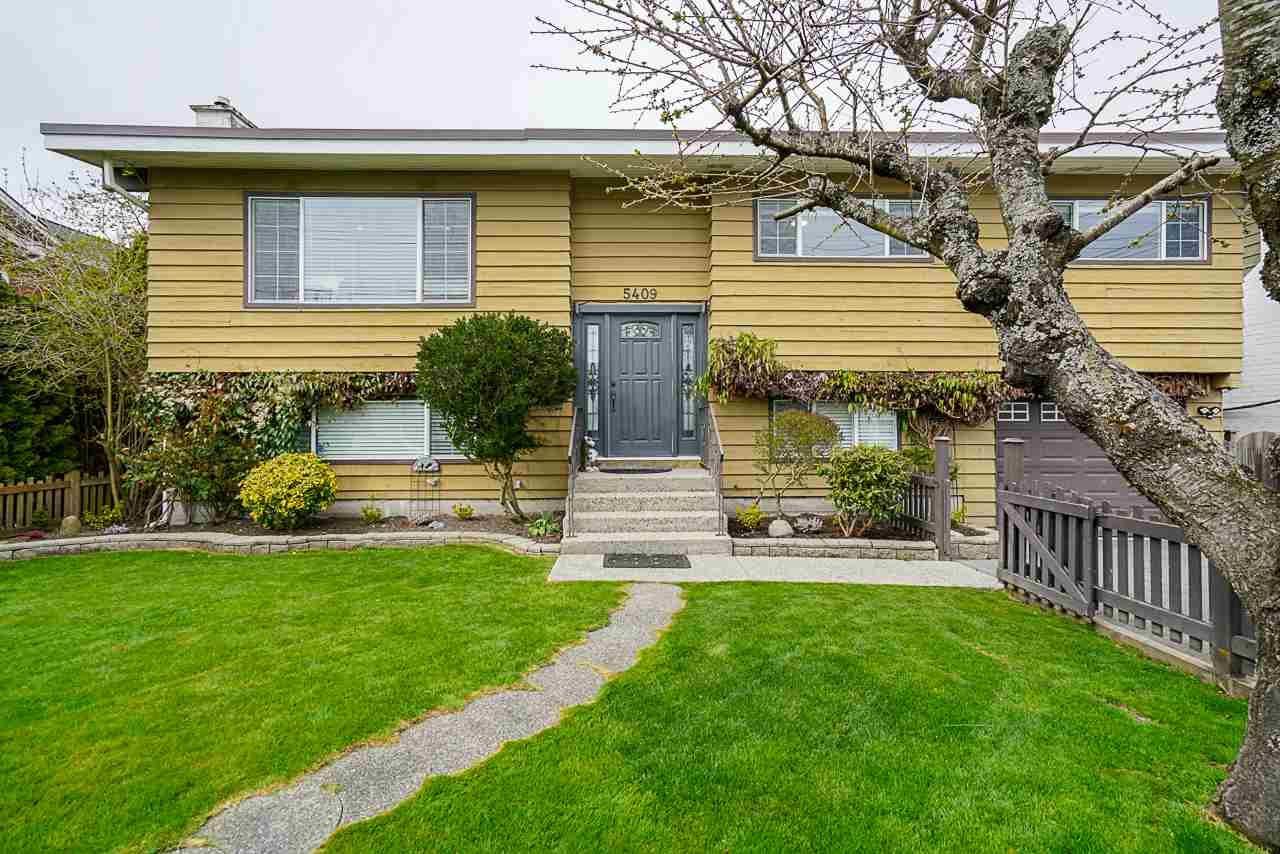 Main Photo: 5409 45 Avenue in Delta: Delta Manor House for sale (Ladner)  : MLS®# R2563193