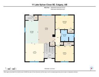 Photo 41: 11 Lake Sylvan Close SE in Calgary: Bonavista Downs Detached for sale : MLS®# A1149983