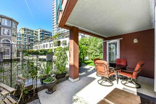 Photo 15: 105 12 LAGUNA COURT in New Westminster: Quay Condo for sale : MLS®# R2409518