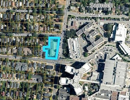 Main Photo: 2340 Richmond Rd in Victoria: Vi Jubilee Mixed Use for sale : MLS®# 878889