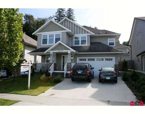 """Main Photo: 4074 BELANGER Drive in Abbotsford: Abbotsford East House for sale in """"Sandy Hill"""" : MLS®# F2921409"""