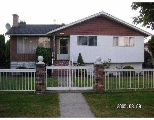 Main Photo: 6861 DUNNEDIN ST in Burnaby: Sperling-Duthie House for sale (Burnaby North)  : MLS®# V552803