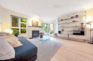 """Photo 5: 105 2161 W 12TH Avenue in Vancouver: Kitsilano Condo for sale in """"THE CARLINGS"""" (Vancouver West)  : MLS®# R2590728"""