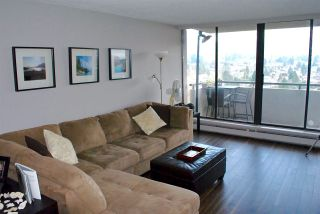 """Photo 6: 1104 2060 BELLWOOD Avenue in Burnaby: Brentwood Park Condo for sale in """"VANTAGE POINT II"""" (Burnaby North)  : MLS®# R2022257"""