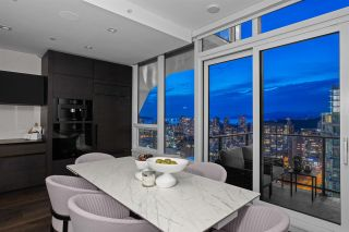"""Photo 12: 2501 620 CARDERO Street in Vancouver: Coal Harbour Condo for sale in """"Cardero"""" (Vancouver West)  : MLS®# R2565115"""
