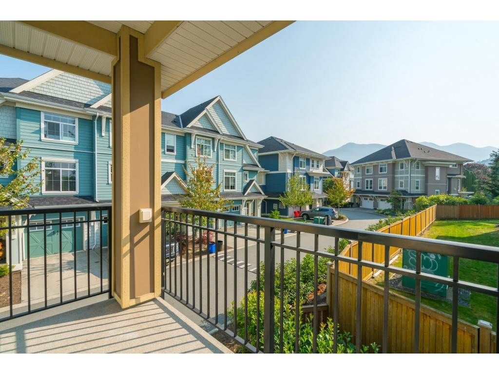 """Photo 27: Photos: 20 45290 SOOWAHLIE Crescent in Chilliwack: Vedder S Watson-Promontory Townhouse for sale in """"PARK GATE"""" (Sardis)  : MLS®# R2504306"""