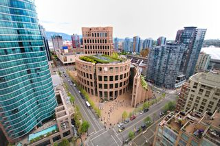 """Photo 17: 2503 833 HOMER Street in Vancouver: Downtown VW Condo for sale in """"ATELIER"""" (Vancouver West)  : MLS®# V839630"""