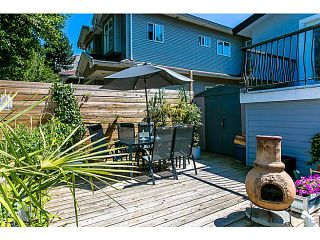 Photo 14: 26 GARDEN Drive in Vancouver: Hastings 1/2 Duplex for sale (Vancouver East)  : MLS®# V1019374
