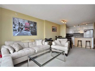 """Photo 3: 1505 155 W 1 Street in North Vancouver: Lower Lonsdale Condo for sale in """"TIME"""" : MLS®# V891188"""
