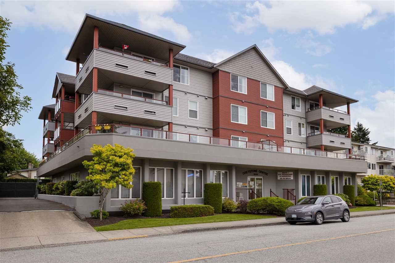 """Main Photo: 206 8980 MARY Street in Chilliwack: Chilliwack W Young-Well Condo for sale in """"Greystone Center"""" : MLS®# R2595875"""