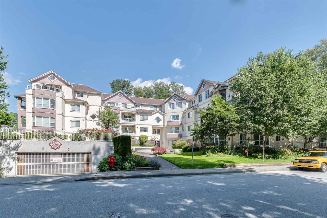 """Photo 2: Photos: 110 2620 JANE Street in Port Coquitlam: Central Pt Coquitlam Condo for sale in """"JANE GARDENS"""" : MLS®# R2501624"""