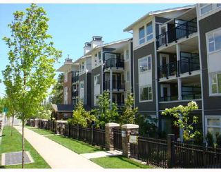 """Photo 1: 311 6888 SOUTHPOINT Drive in Burnaby: South Slope Condo for sale in """"The Cortina"""" (Burnaby South)  : MLS®# V711674"""