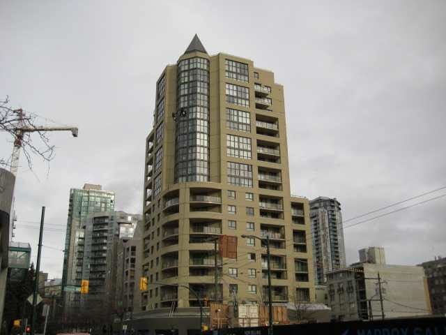 Main Photo: 1101 789 DRAKE STREET in Vancouver: Downtown VW Condo for sale (Vancouver West)  : MLS®# R2157689