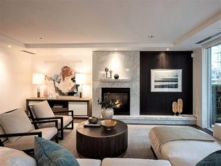 """Photo 3: 1510 HOMER Mews in Vancouver: Yaletown Townhouse for sale in """"THE ERICKSON"""" (Vancouver West)  : MLS®# R2334028"""