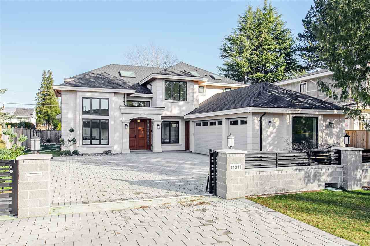 Main Photo: 11311 SEAHAM Crescent in Richmond: Ironwood House for sale : MLS®# R2238850