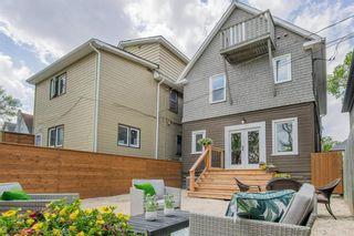 Photo 45: 203 Walnut Street in Winnipeg: Wolseley Residential for sale (5B)  : MLS®# 202112718