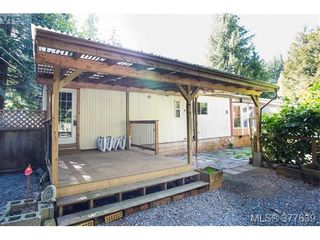 Photo 16: C3 920 Whittaker Rd in MALAHAT: ML Shawnigan Manufactured Home for sale (Malahat & Area)  : MLS®# 758158