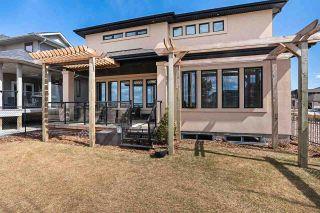 Photo 43: 17504 110 Street in Edmonton: Zone 27 House for sale : MLS®# E4242093