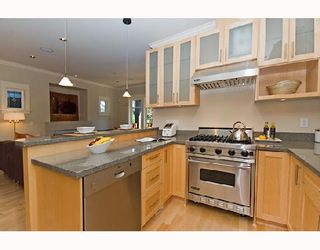 Photo 6: 3171 W 2ND Avenue in Vancouver: Kitsilano 1/2 Duplex for sale (Vancouver West)  : MLS®# V672584
