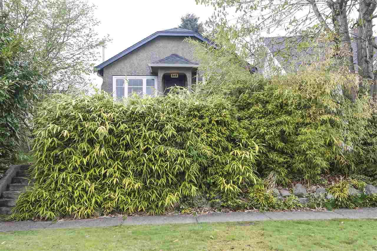 Main Photo: 849 W 67TH Avenue in Vancouver: Marpole House for sale (Vancouver West)  : MLS®# R2359355
