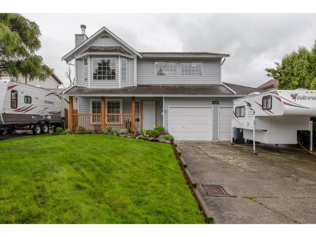 Main Photo: 26594 28A AVENUE in : Aldergrove Langley House for sale : MLS®# R2253889