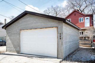 Photo 41: 199 Lipton Street in Winnipeg: Wolseley Residential for sale (5B)  : MLS®# 202008124