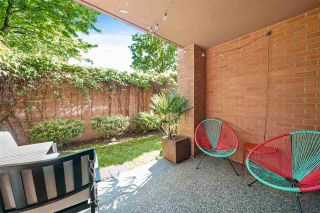 """Photo 19: 106 503 W 16TH Avenue in Vancouver: Fairview VW Condo for sale in """"Pacifica"""" (Vancouver West)  : MLS®# R2580721"""