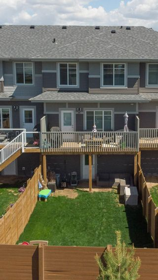Photo 24: 33 JOYAL Way NW: St. Albert Attached Home for sale : MLS®# E4264929