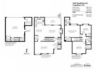 Photo 20: 1060 QUADLING Avenue in Coquitlam: Maillardville 1/2 Duplex for sale : MLS®# V1139275