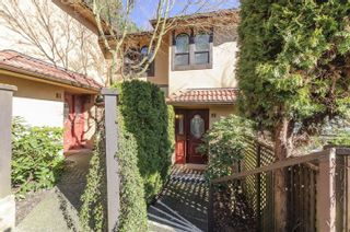 Photo 1: 2 3301 W 16 AVENUE in Vancouver: Kitsilano Townhouse for sale (Vancouver West)  : MLS®# R2050724