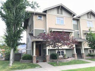 Photo 1: 1 576 NICOLA STREET in : South Kamloops Townhouse for sale (Kamloops)  : MLS®# 146876