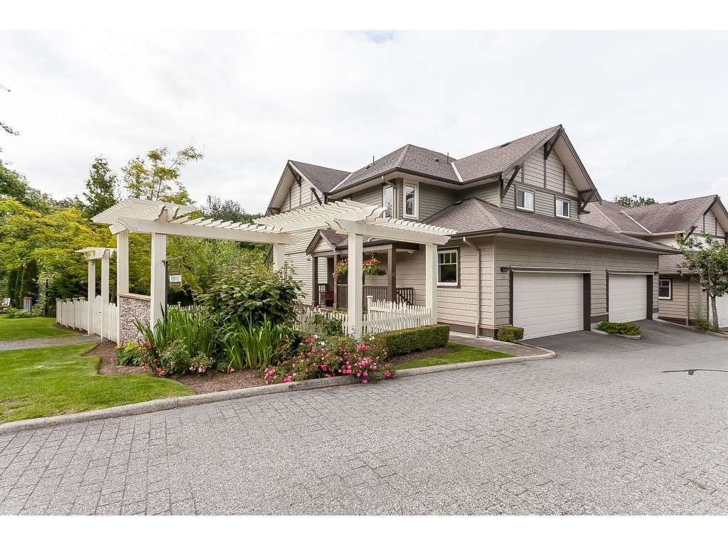 """Main Photo: 95 4401 BLAUSON Boulevard in Abbotsford: Abbotsford East Townhouse for sale in """"Sage Homes at Auguston"""" : MLS®# R2473999"""