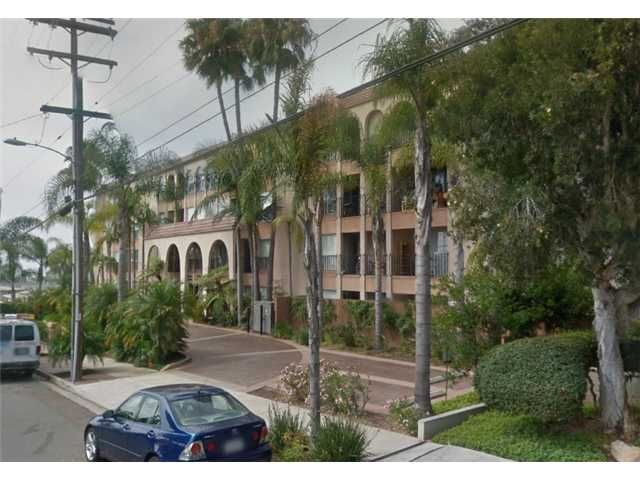 Main Photo: PACIFIC BEACH Condo for sale : 2 bedrooms : 4730 Noyes Street #214 in San Diego