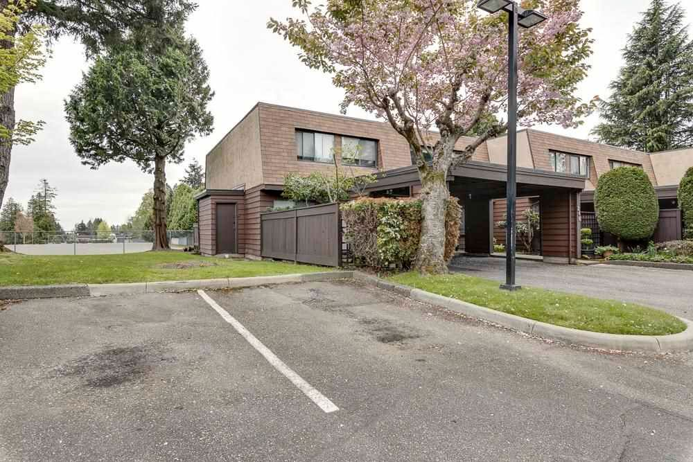 """Main Photo: 245 9450 PRINCE CHARLES Boulevard in Surrey: Queen Mary Park Surrey Townhouse for sale in """"Prince Charles Estates"""" : MLS®# R2576868"""
