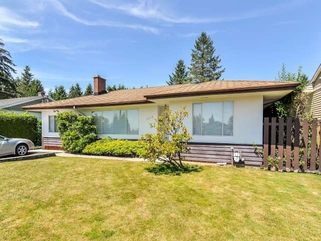Main Photo: 1415 AUSTIN Avenue in Coquitlam: Central Coquitlam House for sale : MLS®# V1013014