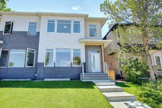 Main Photo: 231 29 Avenue NE in Calgary: Tuxedo Park Semi Detached for sale : MLS®# A1124553