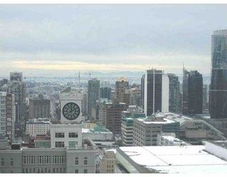 """Photo 2: 610 GRANVILLE Street in Vancouver: Downtown VW Condo for sale in """"HUDSON"""" (Vancouver West)  : MLS®# V622804"""