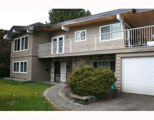 Main Photo: 1321 BARBERRY Drive in Port_Coquitlam: Birchland Manor House for sale (Port Coquitlam)  : MLS®# V761008