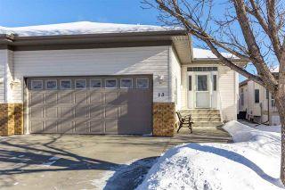 Photo 1: 13 65 Oakmont Drive: St. Albert House Half Duplex for sale : MLS®# E4228559