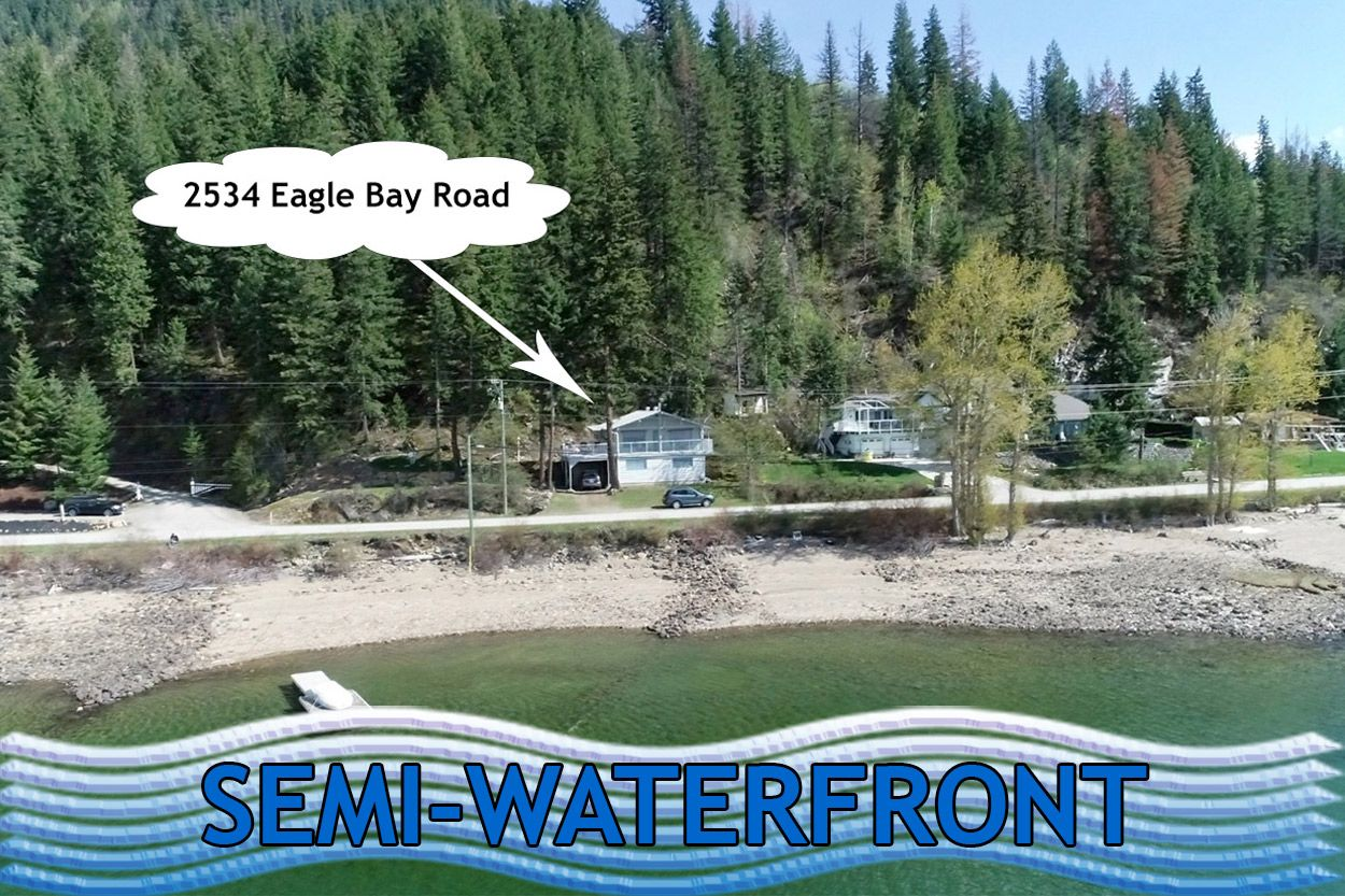 2534 Eagle Bay Road
