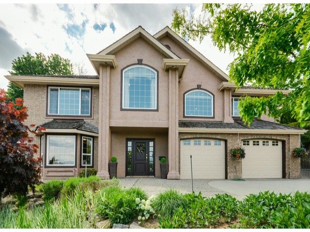 """Main Photo: 35957 STONERIDGE Place in Abbotsford: Abbotsford East House for sale in """"Mountain Meadows"""" : MLS®# F1412668"""