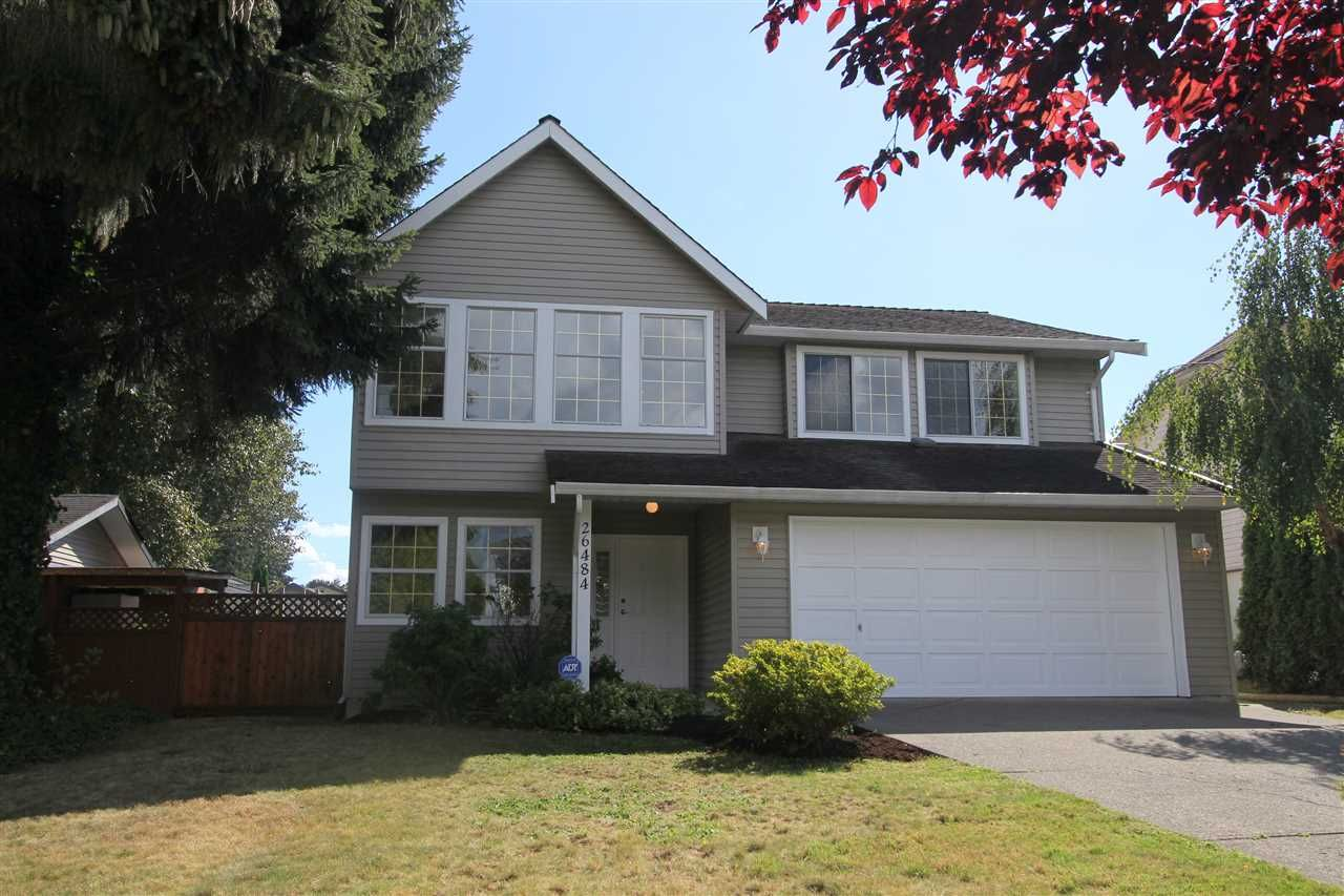 Main Photo: 26484 32A AVENUE in Langley: Aldergrove Langley House for sale : MLS®# R2106796