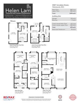 Photo 31: 3367 VENABLES Street in Vancouver: Renfrew VE House for sale (Vancouver East)  : MLS®# R2521360