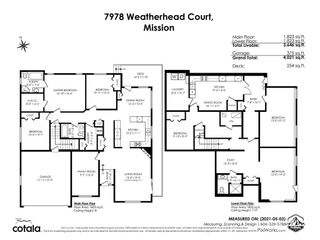 """Photo 40: 7978 WEATHERHEAD Court in Mission: Mission BC House for sale in """"COLLEGE HEIGHTS"""" : MLS®# R2579049"""