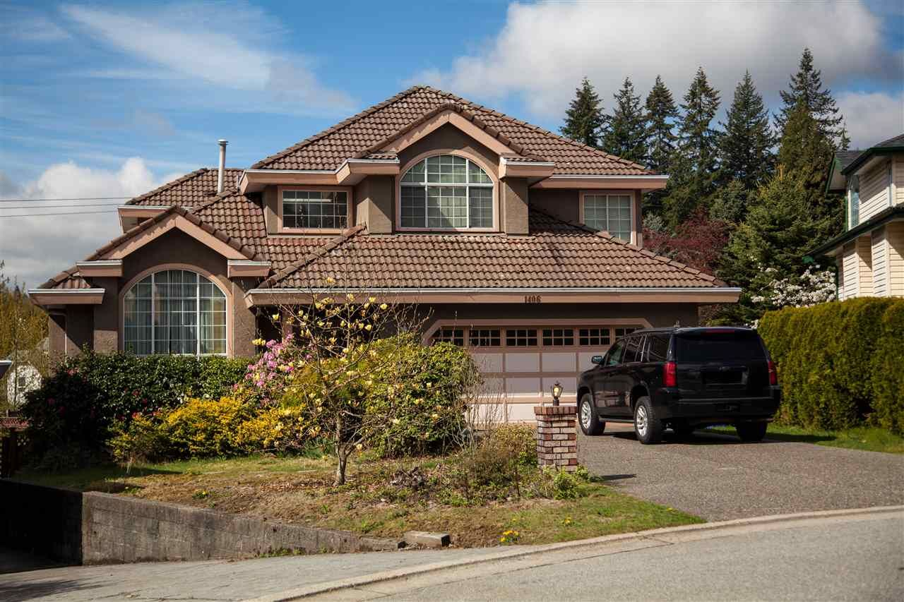 Main Photo: 1406 PLANETREE COURT in : Westwood Plateau House for sale : MLS®# R2397986