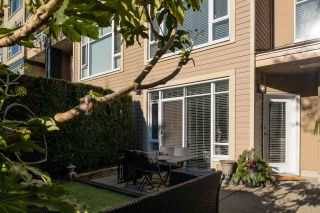 """Photo 4: 105 3600 WINDCREST Drive in North Vancouver: Roche Point Townhouse for sale in """"WINDSONG"""""""