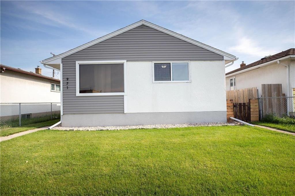 Main Photo: 971 Nairn Avenue in Winnipeg: East Elmwood Residential for sale (3B)  : MLS®# 202019032