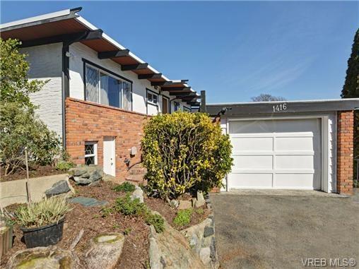 Main Photo: 1416 Tovido Lane in VICTORIA: Vi Mayfair House for sale (Victoria)  : MLS®# 725047