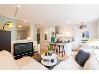 Photo 11: # 408 1975 PENDRELL ST in Vancouver: West End VW Condo for sale (Vancouver West)  : MLS®# V1113721